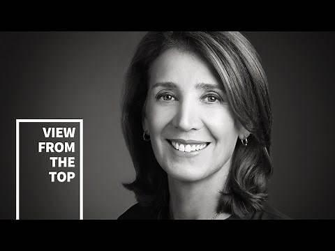 Ruth Porat, CFO at Alphabet and Google