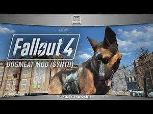 Fallout 4 Dogmeat Mod (Synth Gen 1)