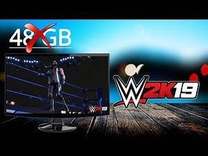 WWE 2K19 - Download and Install Highly Compressed PC || No Survey || Full HD