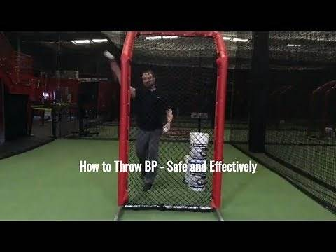 Baseball Rebellion - How to Throw Batting Practice