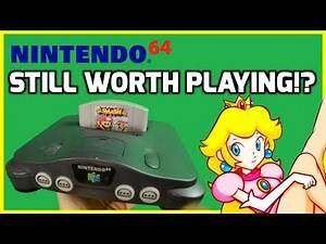 Is The Nintendo 64 Still Worth Playing in 2018 !? - Console History & Retrospective