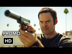 """Barry 2x03 Promo """"Past Equals Present x Future Over Yesterday"""" (HD) Bill Hader HBO series"""