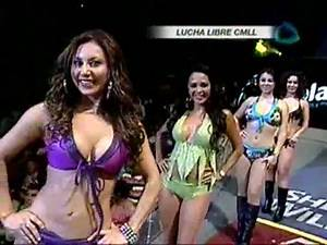 CMLL - 8/14/2010 LUCHA LIBRE