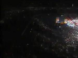 Wcw Entrance Bret Hart & 3 Hulk Hogan Vs Sting & 3 Ultimate Warrior