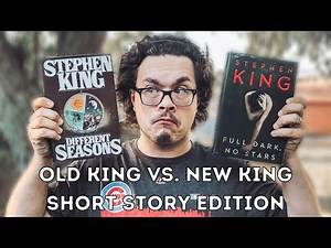 OLD STEPHEN KING VS. NEW STEPHEN KING: SHORT STORY COLLECTIONS   read and review vlog