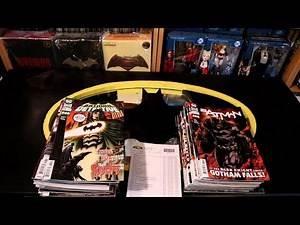 All Batman Comics & Related DC Comics June Titles 2019 Unboxing Batman Detective Comics Collection