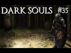 Dark Souls Walkthrough [HD] Part 35 The Demon Ruins1 Xbox360 PS3 Play w/ Commentary