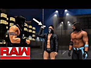 WWE 2K19 Custom Story: The Bullet Club & Balor Club Launches Master Plans Raw 2018 Part 2/2