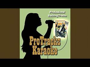 We Can't Be Friends-5 (In the Style of Deborah Cox & R.L.) (Karaoke Version with Backup Vocals)