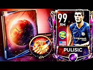 WE GOT PRE SEASON MASTER PULISIC ! Now and later special pack opening and gameplay in fifa Mobile 19