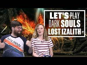 Let's Play Dark Souls Episode 21: OH NO, IT'S A LONG BOY