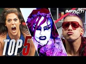 Top 5 Must-See Moments from IMPACT Wrestling for Feb 4, 2020   IMPACT! Highlights Feb 4, 2020