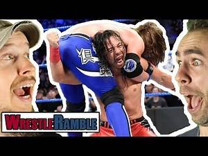 Why Shinsuke Nakamura Is The Best Thing In WWE! WWE SmackDown, Apr. 24, 2018 Review   WrestleRamble