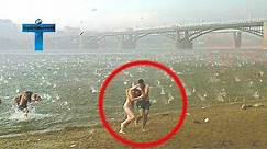 Top 15 Most Dangerous And Unexplained Videos Natural Phenomena In The World #2