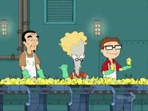Chick Dance (from American Dad)