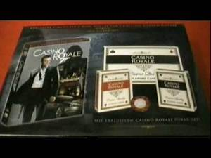 Casino Royale Collector's Edition DVD Box Set Review