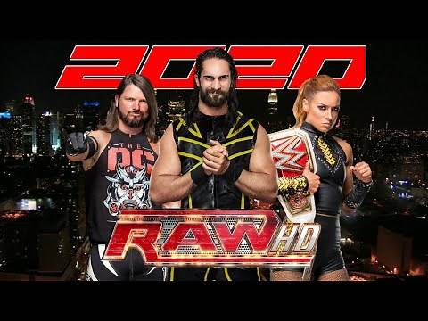 """►Raw 2007 Intro Remake ᴴᴰ """"To Be Loved"""" 2020◄"""