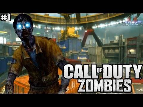 "BLACK OPS 2 CARGO! - Call of Duty Zombies Custom Map ""CARGO"" #1 (Custom Zombies)"
