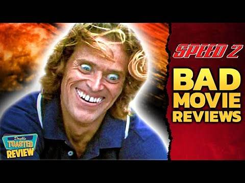 SPEED 2 CRUISE CONTROL BAD MOVIE REVIEW | Double Toasted