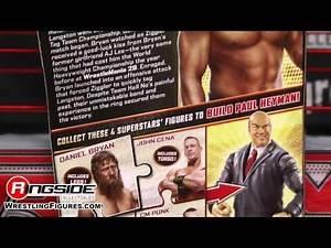 Daniel Bryan - 2013 Best of PPV Mattel WWE Elite Exclusive Toy Wrestling Action Figure
