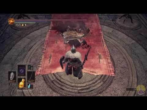 Dark Souls 3 Arstor's Spear review/showcase