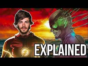 What is happening with BARRY ? Barry Is Faster ? Barry Loses His Memory ? EXPLAINED ! FLASH SEASON 4