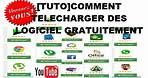 Comment Telecharger et installer des logiciels gratuitement pour PC,ANDROID,IPHONE;ETC(FR)2016