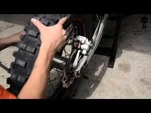 TUTO MECA #2 | demonter et remonter sa roue arrière