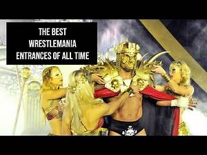 The Best WrestleMania Entrances of All Time