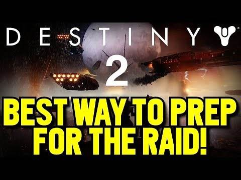 Destiny 2: Best Way to Prep for the Raid - Power Leveling in Destiny 2