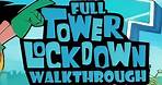 Teen Titans Go! Tower Lockdown FULL Walkthrough *HD*