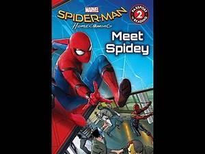 Spiderman Homecoming Meet Spidey