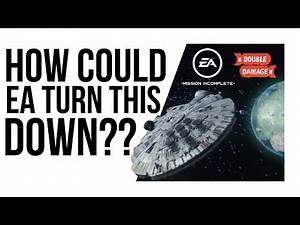 The Star Wars Space Shooter that EA turned down