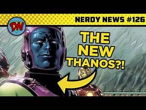 The New Thanos, Kang The Conqueror, HBO Max, She Hulk Casting, DC Controversy   Nerdy News #126