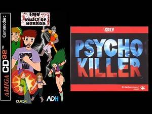 "FMV Vault of Horror- ""Psycho Killer"""
