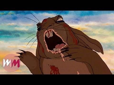 Top 10 Darkest Moments in Children's Movies