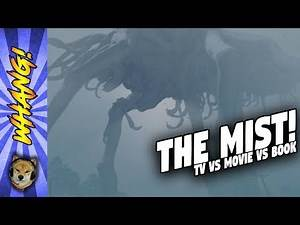 The Mist TV Series vs The Movie vs The Book - Themes, Endings, Reviews and Previews -Whang!