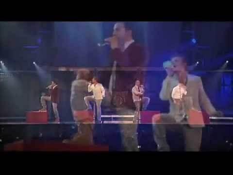 Backstreet Boys More Than That Live with lyrics