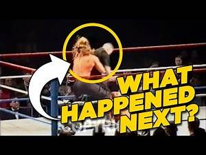 Don't invade Triple H's ring!!! - WWE Unseen Footage