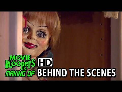 Annabelle (2014) Making of & Behind the Scenes Movie Facts