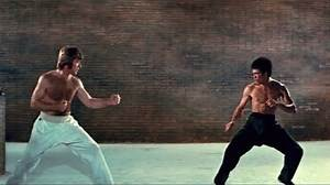 Bruce Lee vs Chuck Norris - The Way of the Dragon