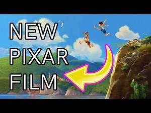 NEW Pixar Movie Just ANNOUNCED- Disney News
