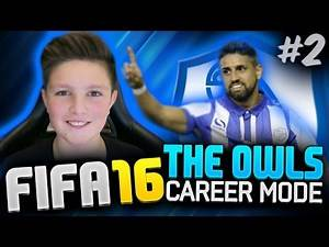 FIFA 16 | Sheffield Wednesday Career Mode #2 | FORESTIERI!