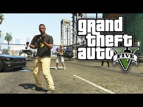 How To Play Custom Game Modes In GTA 5 Online (Grand Theft Auto 5)