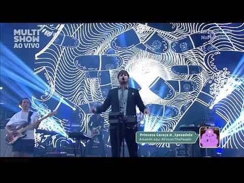 Foster The People - Best Friend (Lollapalooza Brazil 2015)