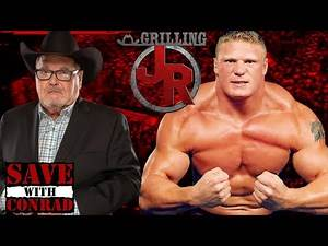 Jim Ross shoots on Brock Lesnar's OVW debut