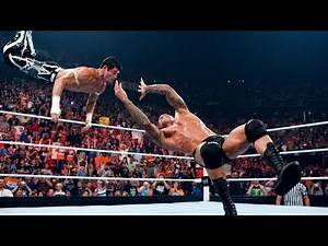 10 Best Ever Reversals To WWE Finishers