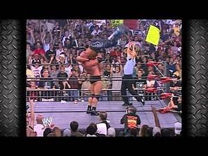 WWE Guide to U.S. (Title) History: Goldberg vs. Hollywood
