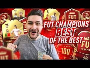FIFA 17 BEST FUTCHAMPIONS GAMES FROM THE WEEKEND LEAGUE - MOST IMPORTANT MATCHES !!!