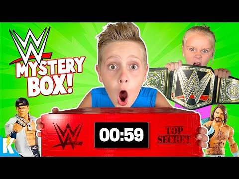UNLOCK the MYSTERY BOX Challenge!!! (Giant GEAR GAME to Win!) KIDCITY